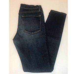 Frame Denim Le Skinny de Jeanne Queensway Jeans